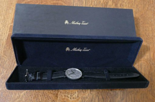 LNIB NOS VINTAGE WATCH BY MATHEY-TISSOT