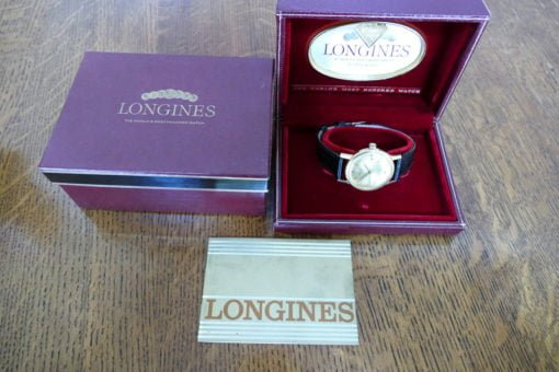 Vintage Longines Conquest Full Set