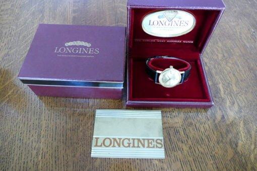 Vintage Longines Conquest Full Set