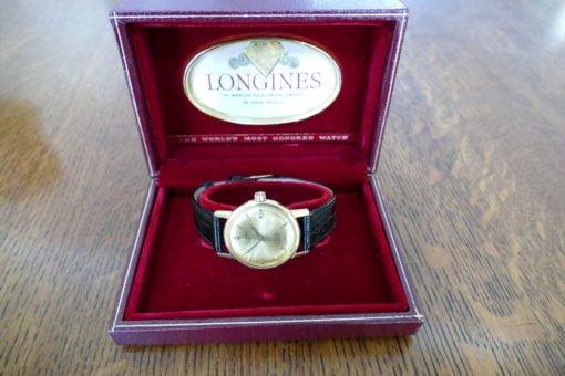 1962 Longines Conquest LNIB