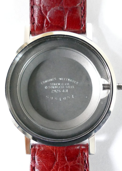 Longines 2925-431 Stainless Steel Case