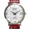 Longines Ultra-Chron Linen Dial Automatic Vintage Men's Watch 2925-431
