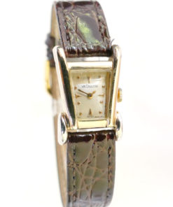 LeCoultre Aristocrat Grasshopper Watch