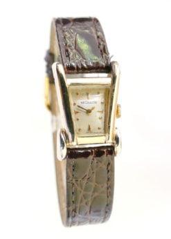 LeCoultre Aristocrat Grasshopper Watch