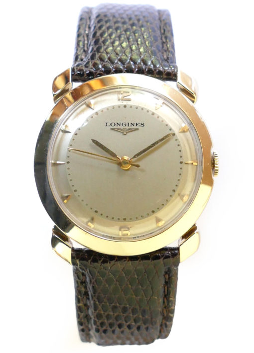 Longines 14K Vintage Men's Watch