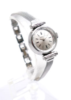 Movado mint ladies vintage cocktail watch