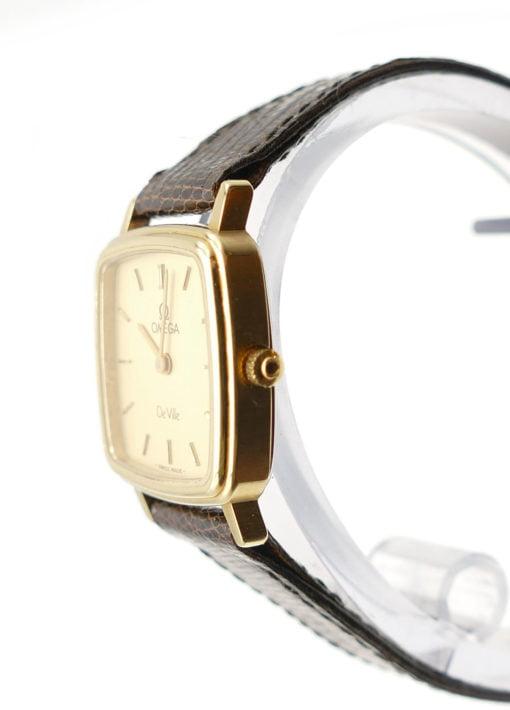 1984 Omega DeVille Vintage Watch