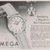 Omega Globemaster