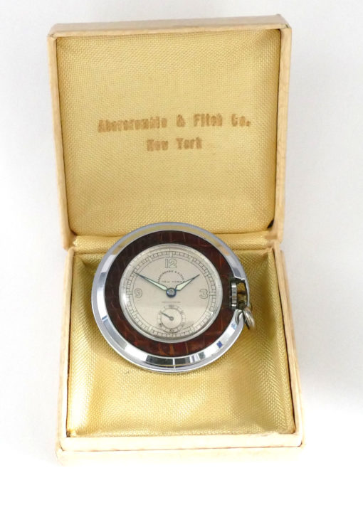 Abercrombie & Fitch Vintage Pocket Watch Watch LNIB