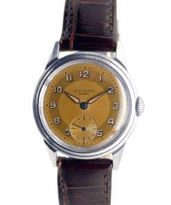 Movado Sport 1940 Art Deco Vintage Watch