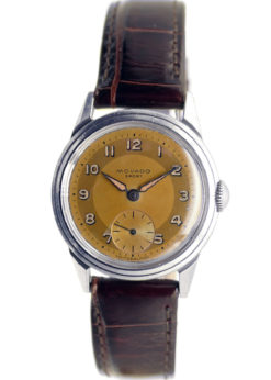 Movado Sport 1940 Art Deco Vintage Watch