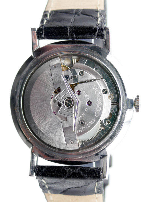 Movado Caliber 388 Movement