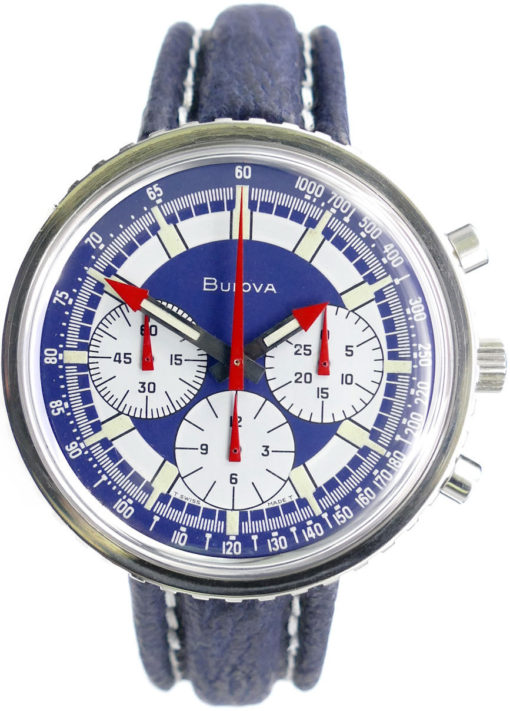 Bulova C Stars and Stripes Chronograph