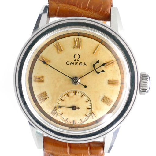 Omega Neptune's Trident Vintage Watch