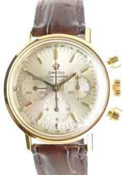 Omega Seamaster DeVille 321 165.005-67 Vintage Chronograph Watch