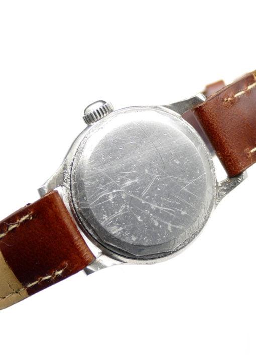 Abercrombie & Fitch Shipmate Ladies Steel Case Vintage Watch