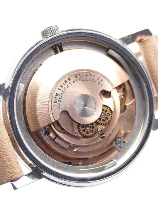 ETA 2472 Candino Blue Sea 10232 SuperAutomatic Dive Watch