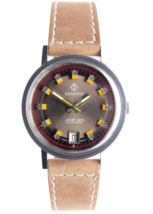 Candino Blue Sea 10232 SuperAutomatic Dive Watch