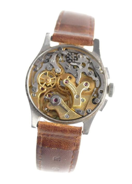Universal Geneve Cal. 281 Compur 5070 Vintage Chronograph Watch